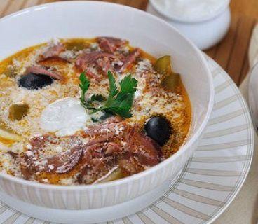 Суп «Олья Подрига»