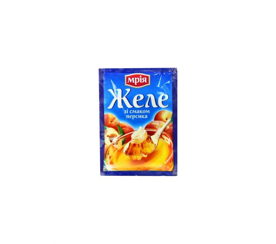 Мрия Желе со вкусом персика 90г