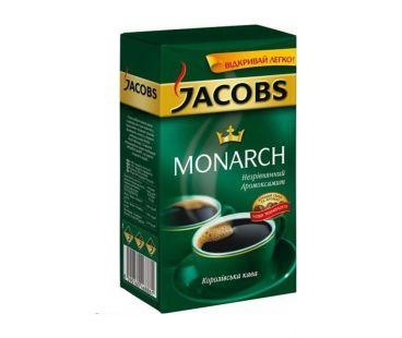 Чай, кофе, какао Кофе молотый Jacobs Monarch Espresso, 450 г