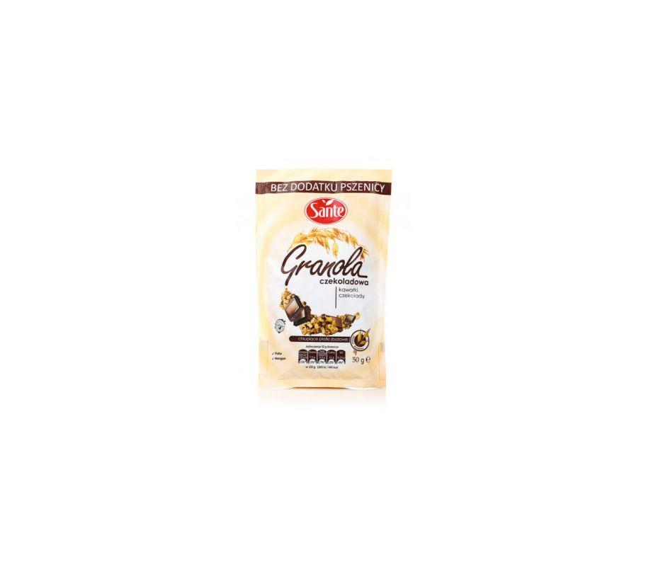 СФД Гранола с шоколадом ТМ Sante, 50г