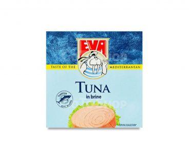 EVA Тунец филе в рассоле 80г