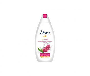 Dove Гель для душа Pomegranate&Lemon Verbena 250мл