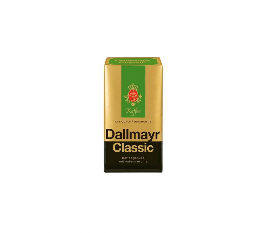 ШБ Кофе заварной Dallmayr Classic (арабика 75% робуста 25%) 500 гр