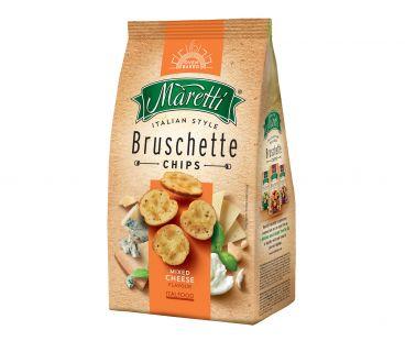 Maretti Брускеты смесь сыров 140г