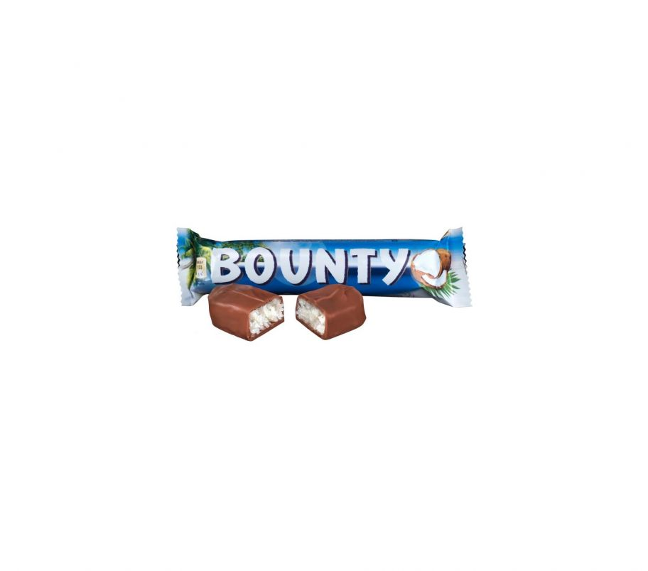 Bounty Батончик Баунти 57г