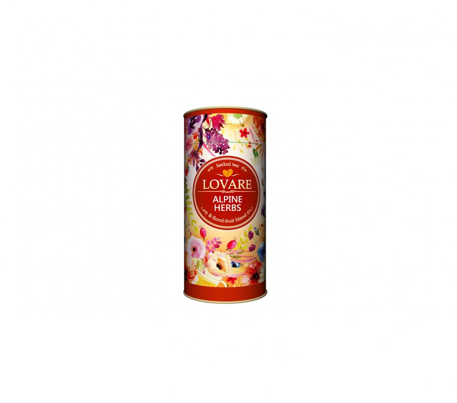 Чай Ловаре Lovare Альпийский Луг 80 г