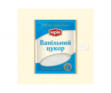Сахар Мрия Ванильный сахар 10г