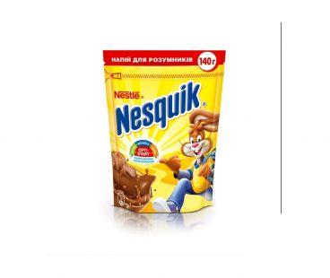 Какао Nesquik Какао 140гр мягк упак