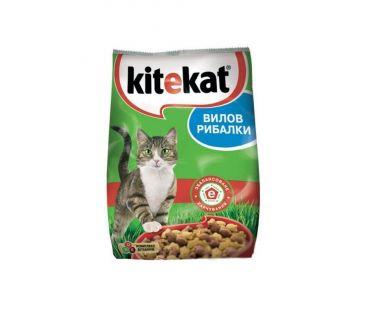 Kitekat Корм для котов Рыба-овощи сухой 1,8 кг