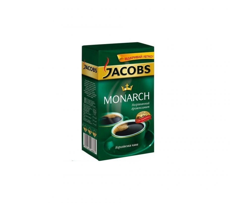 Кофе молотый Jacobs Monarch Espresso, 450 г