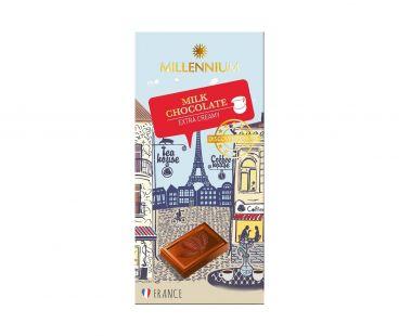 Millennium Миллениум Шоколад молочный  Discover Europe 100г