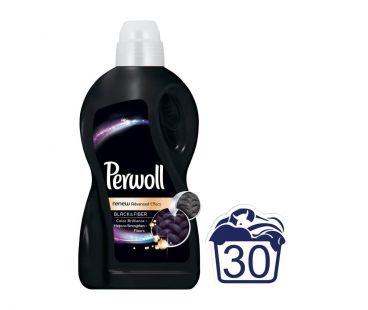 Perwoll Средство для стирки для темных и черных вещей 1,8л