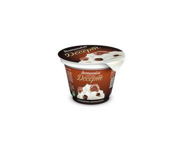 Яготинское Десерт творожный с наполнителем «Шоколад-фундук» 5,1% 180г