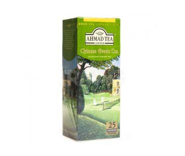Чай зеленый Ahmad tea Чай зеленый Китайский 25*1,8г