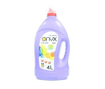 Гель, капсулы Onyx Гель для стирки 4л цветной