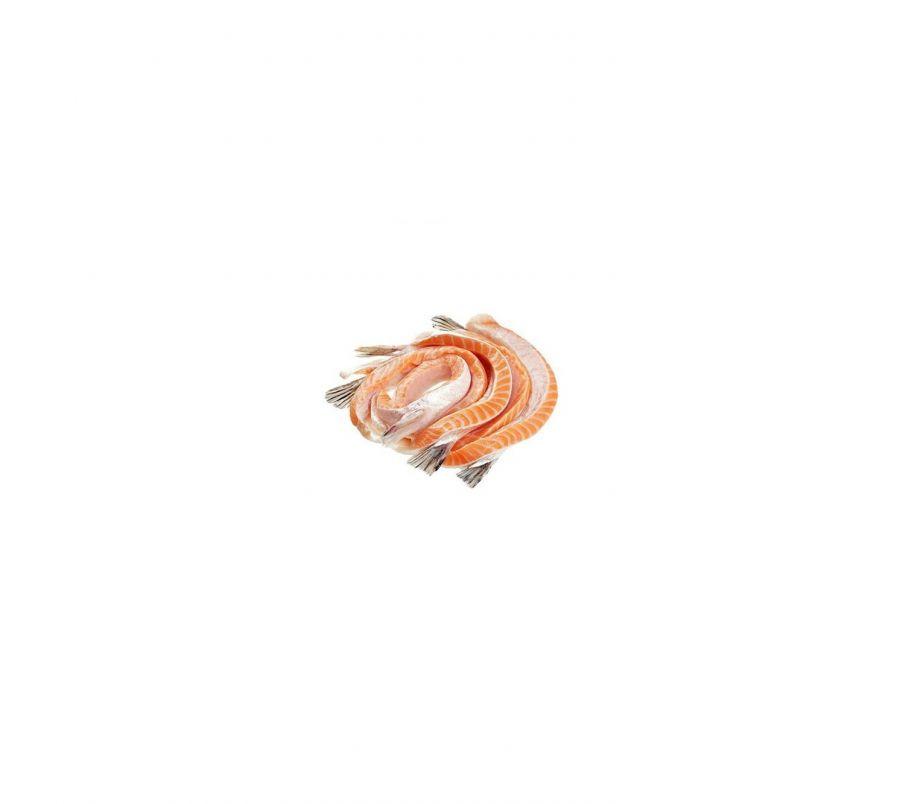 Брюшки лосося соленые 0,5 кг