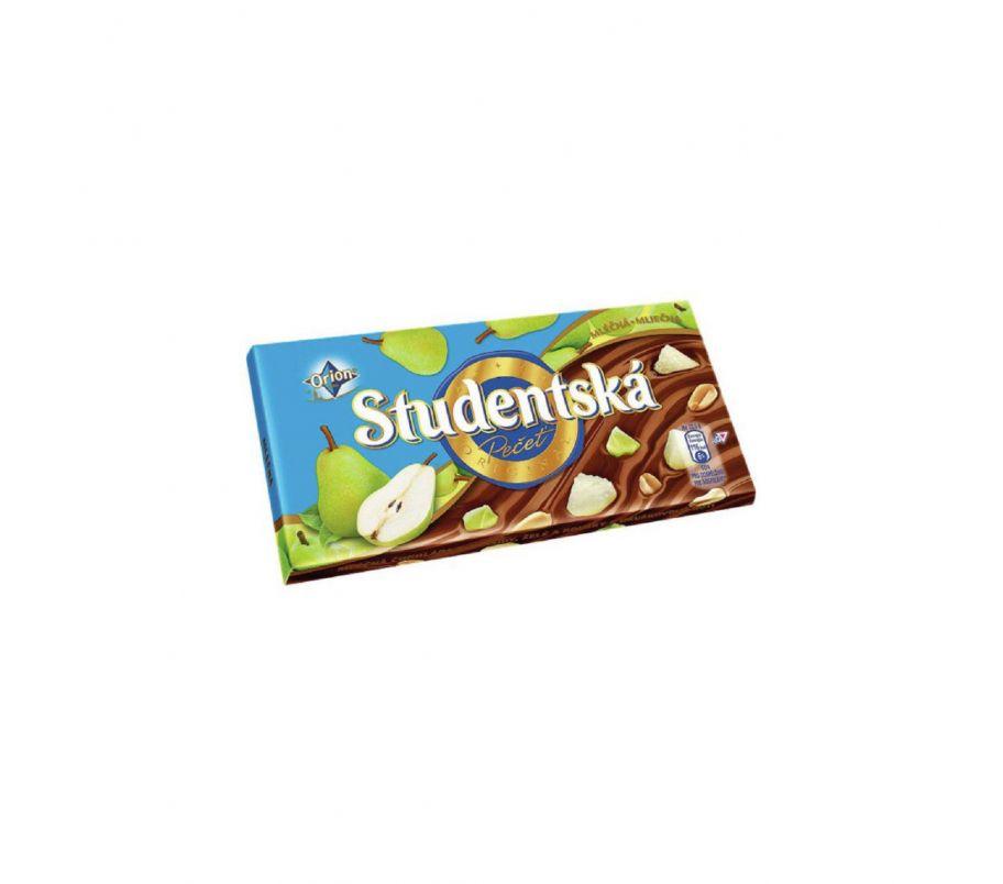 ШБ Шоколад Studentska Груша 180 гр
