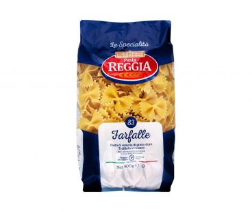Pasta Reggia Изделия макаронные Фарфалле 0,5кг