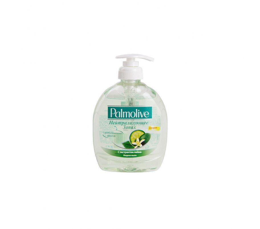 Palmolive жидкое Мыло 300мл нейтрализующее запах