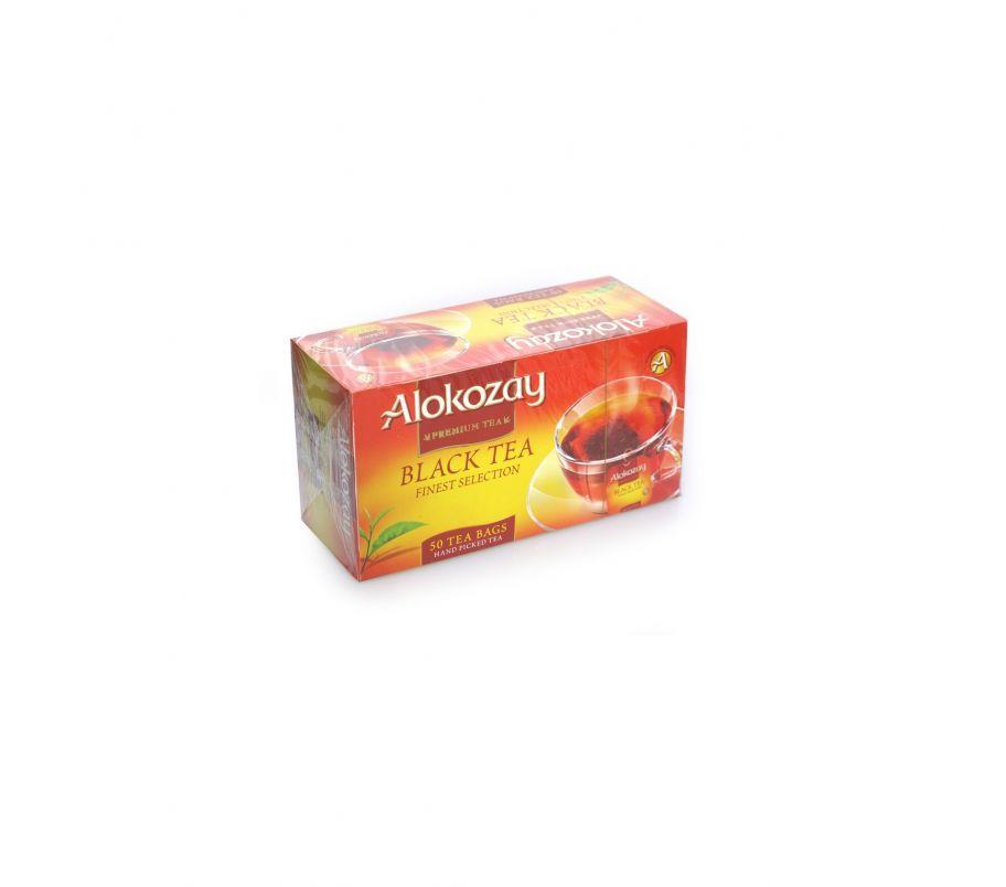 Чай черный Alokozay Black Tea finest selection 25x2