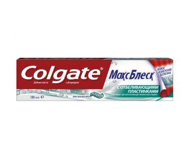 Уход за полостью рта Зубная паста Colgate MAX БЛЕСК 100мл