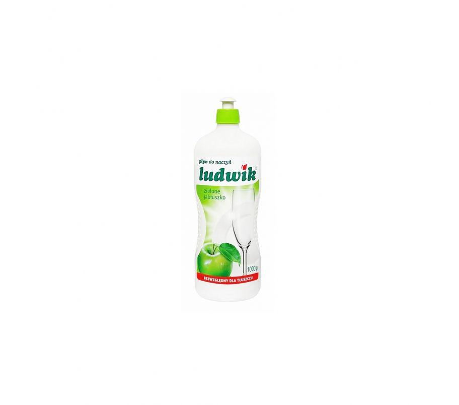Ludwik средство для мытья посуды яблоко 1000мл