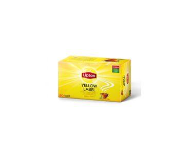 Lipton чай черный х 50