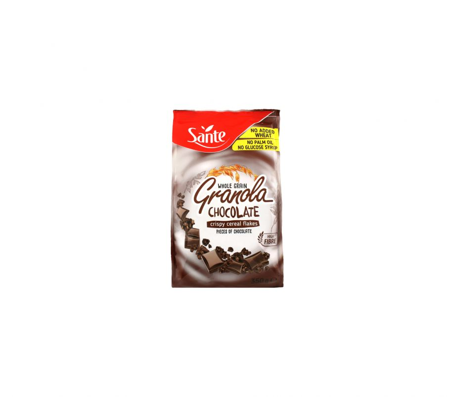 СФД Гранола с шоколадом ТМ Sante, 350г