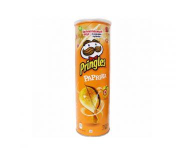 Pringles Чипсы паприка 165г