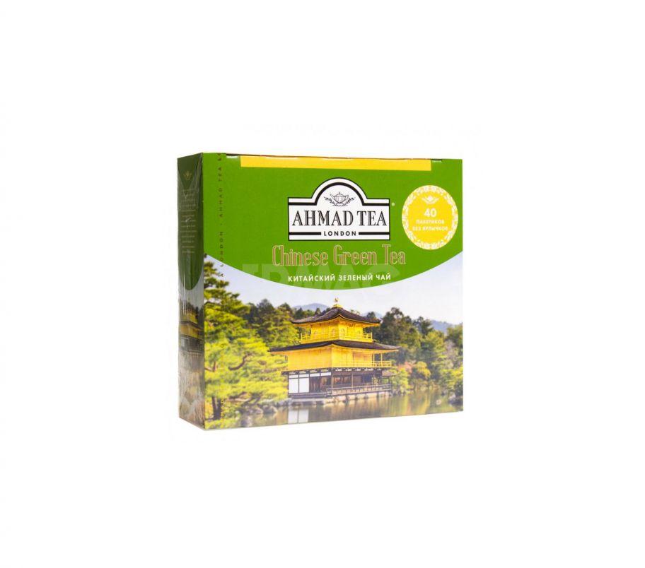 Ahmad tea Чай зеленый Китайский 40*1,8г