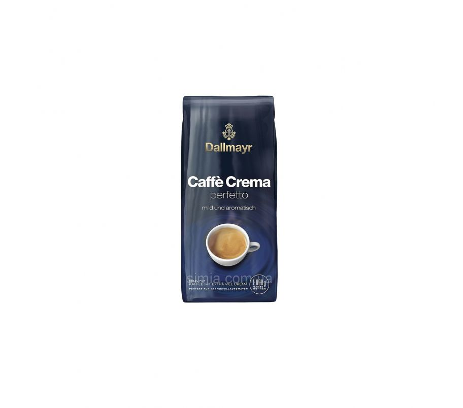 Кофе Dallmayr Caffe Crema Perfetto в зернах 1000 г