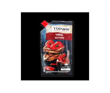 Торчин Кетчуп Чили 270 гр