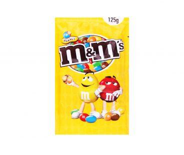 M&M`s Драже с арахисом 125г