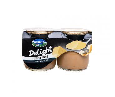 Goshua Десерт Наслаждение Toffee 5,1% c/б 2*135г