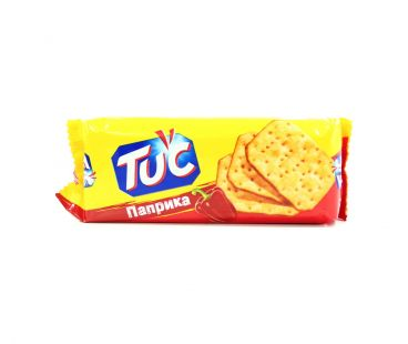 Tuc Крекер соленый с паприкой 100г