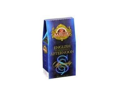 Чай черный Базилур Basilur Избранная классика Английский полдник картон 100 г