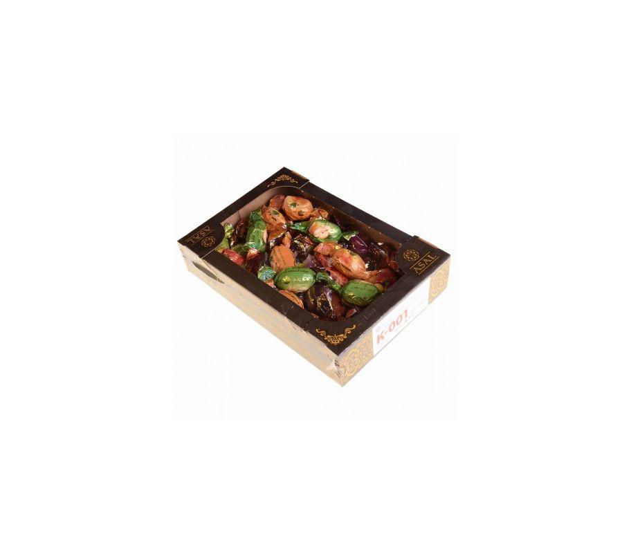 ASAL конфета Ассорти (коробка 1 кг)