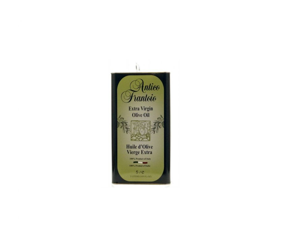 ШБ масло оливковое Antico Frantoio Olio Extra Vergine Di Oliva, 5л