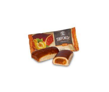 Выпечка и кондитерские изделия РОМА пирожок с абрикосом 75г