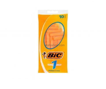 Средства для бритья Bic 1 станок для бритья однораз. 10 шт