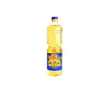 Масло растительное Подсолн. масло рафин. Дары Диканьки 1л
