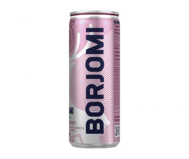 Borjomi Боржоми Flavored water вишня-гранат  0,33л