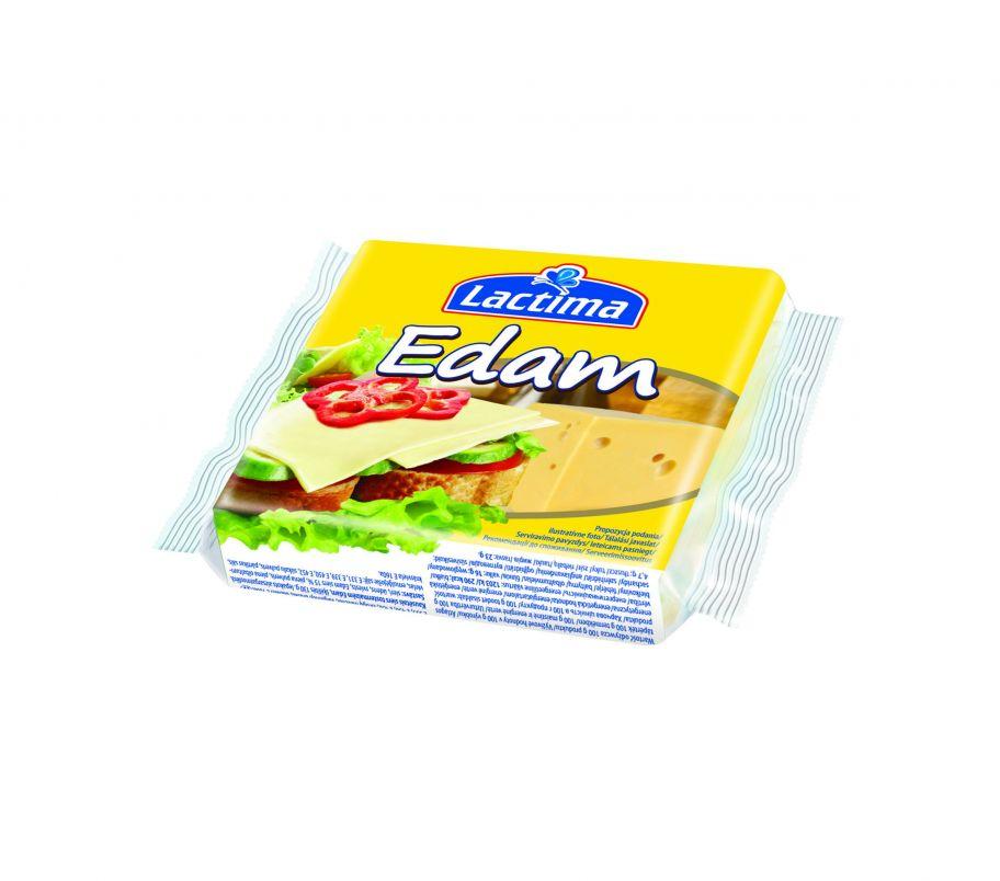 Сыр Лактима тост Эдам 130г