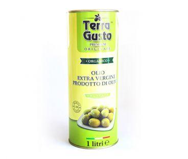 Масло растительное ШБ Масло оливковое  Terra Gusto Olio Extra Vergine, 1л