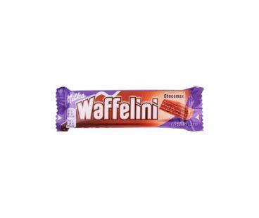 Milka Батончик Waffelini Chocomax шоколадный 31г
