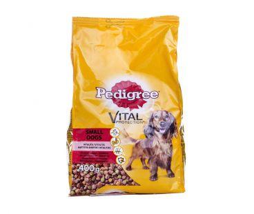Pedigree Корм для собак Mini с птицей и овощами, 400 г