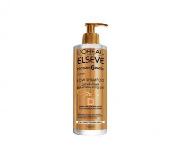 L`Oréal Шампунь Elseve 6 масел для сухих и ломких волос 400мл